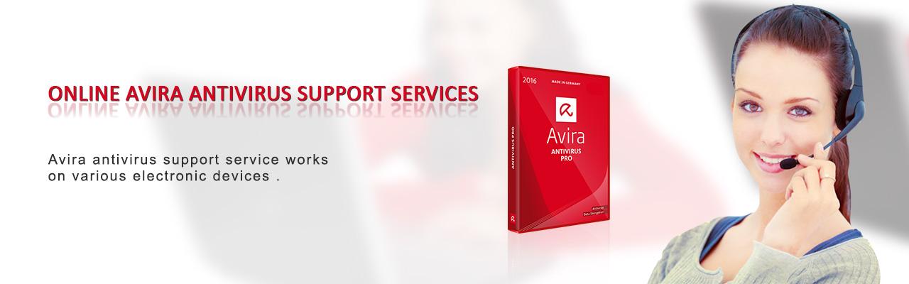 Avira Antivirus Support