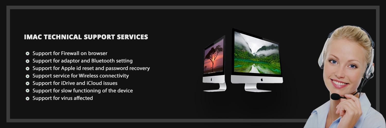 iMac support