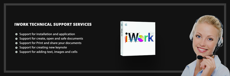 iWork support