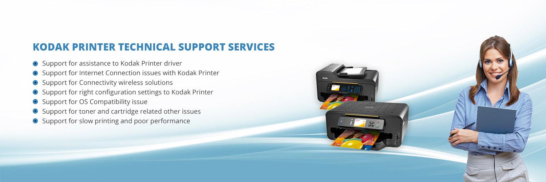 Kodak Printer Support