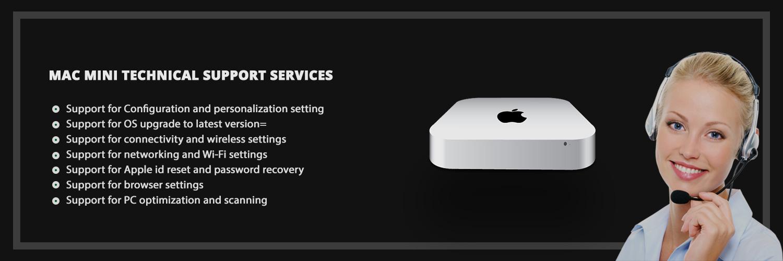 Mac Mini Support