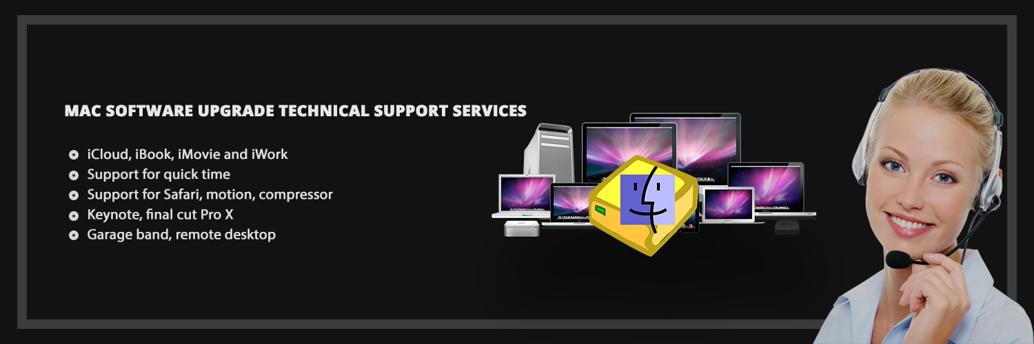 Mac Software Support