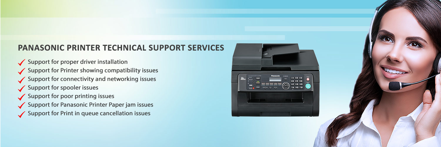 Panasonic Printer Support