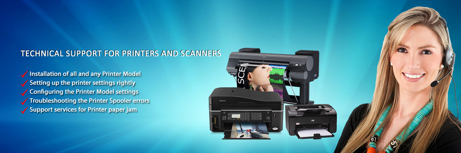 Printer and Scanner Support
