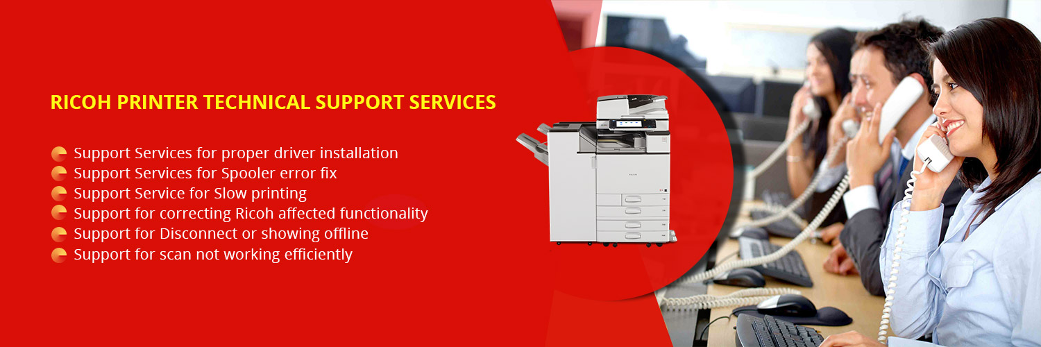Ricoh Printer Support