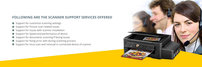 Scanner Support