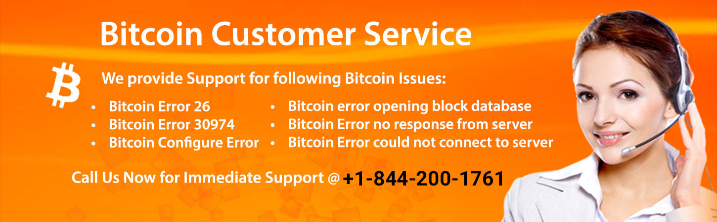 Bitcoin Support Phone Number