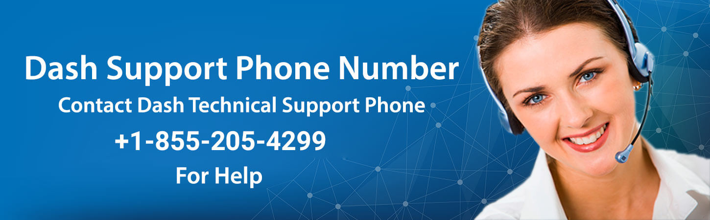 Dash Support Phone Number