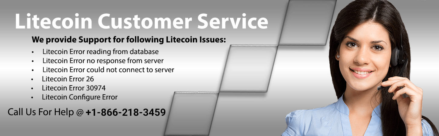 Litecoin Support Phone Number
