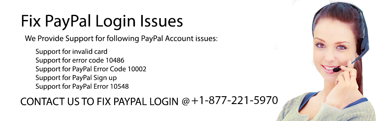 Fix Paypal Login Issues