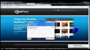 Download and How to Install Real Player Software
