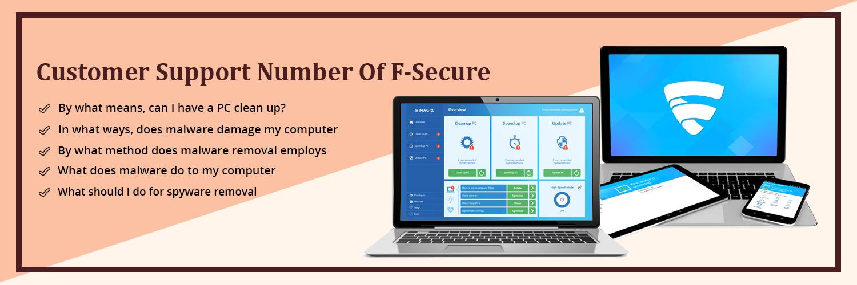F-secure Antivirus Support