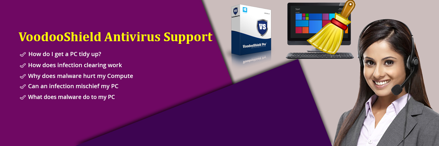 VoodooShield Antivirus Support