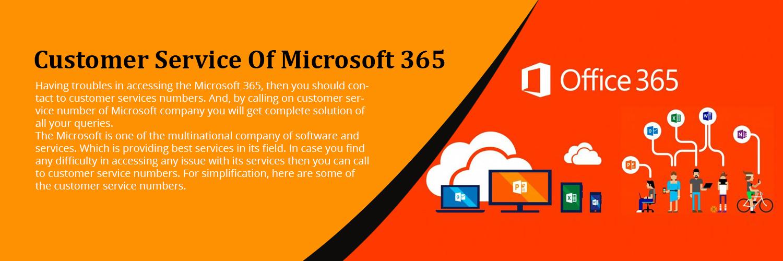 Microsoft 365 Customer Support