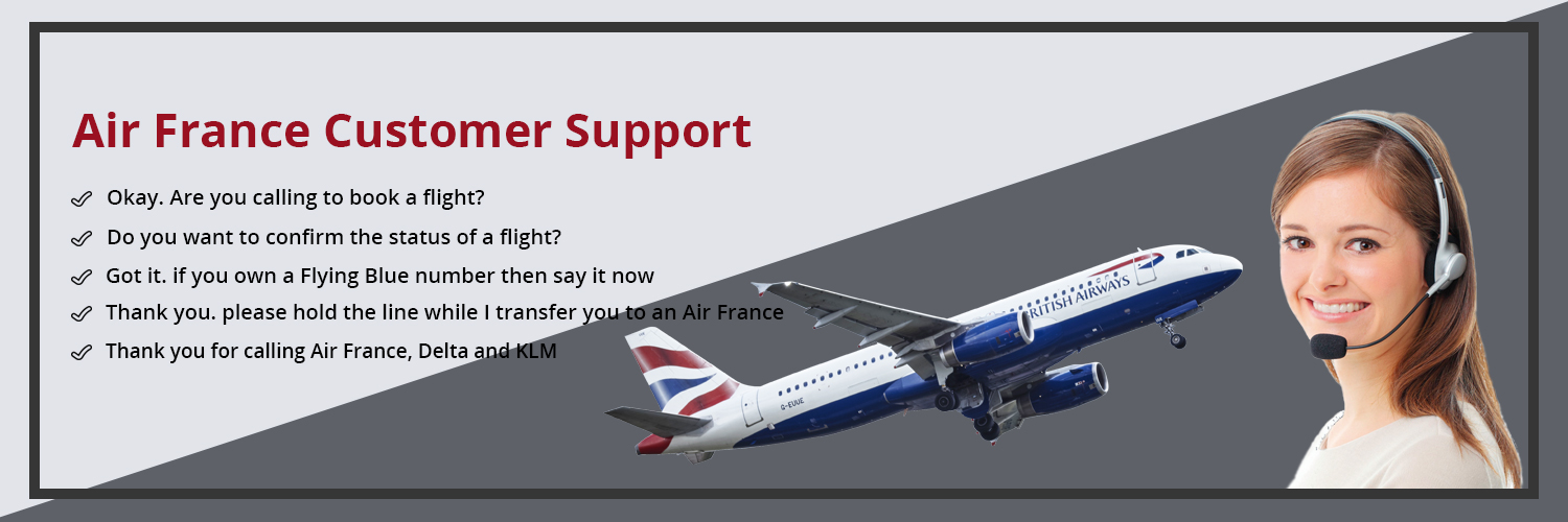 Air France Customer Support