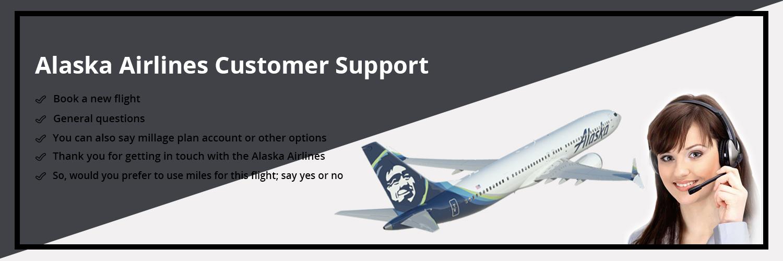 Alaska Airlines Customer Support