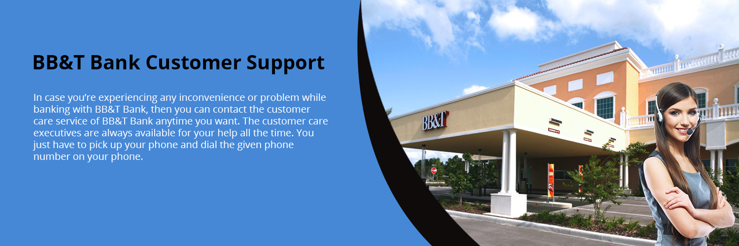BB&T Bank Customer Support
