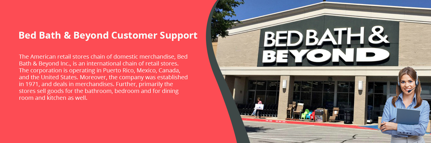 Bed Bath & Beyond Customer Support