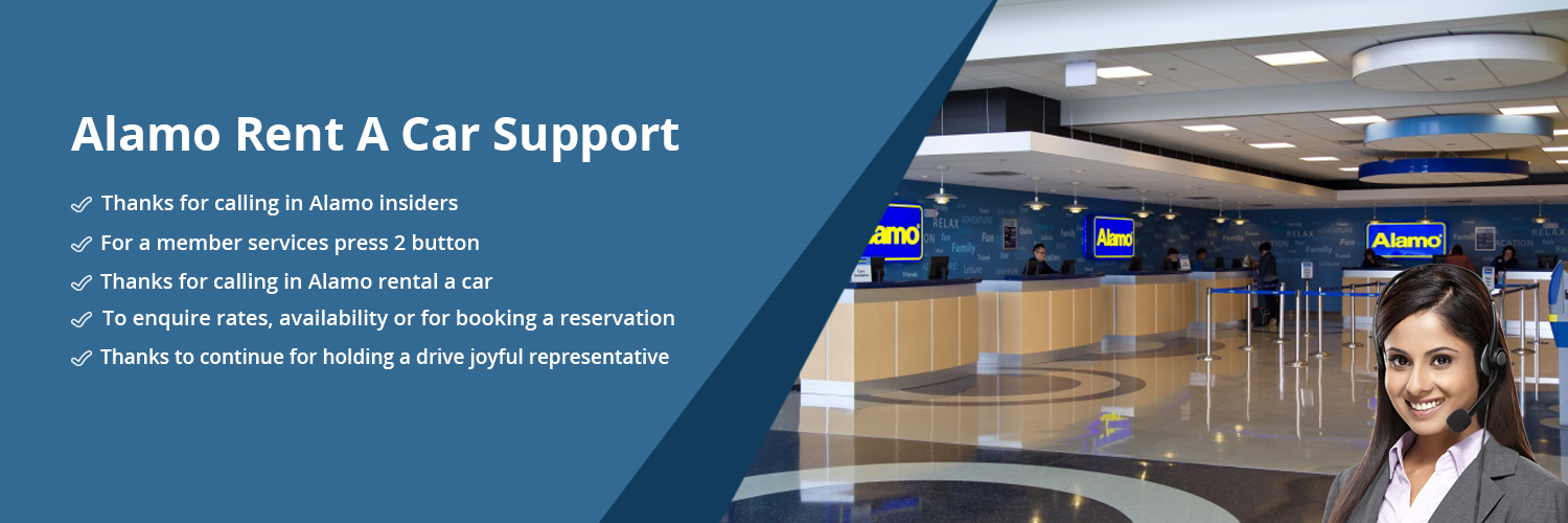 Alamo Rent A Car Support