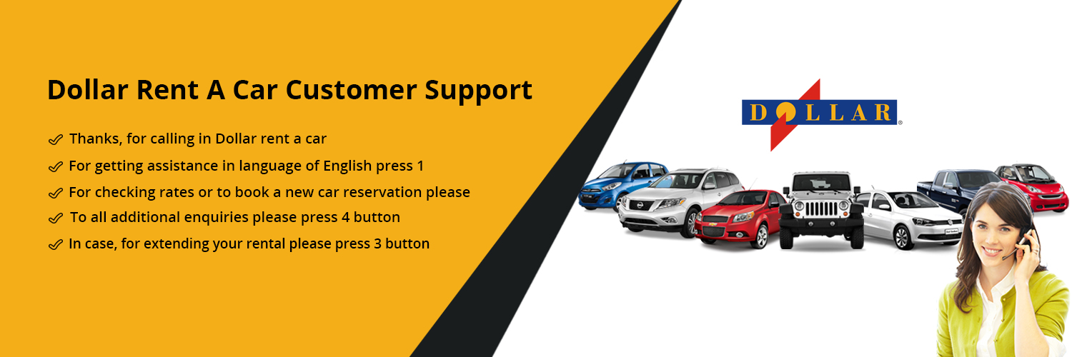 Dollar Rent A Car Support