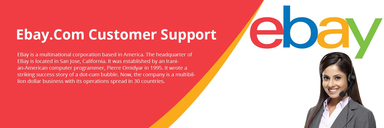 Ebay.com Customer Support