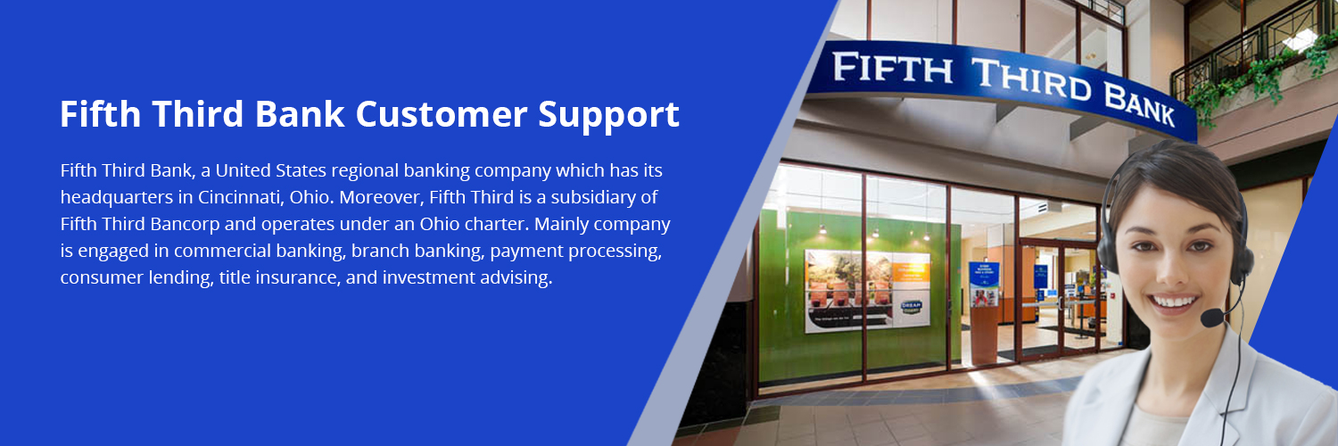 Fifth Third Bank Customer Support