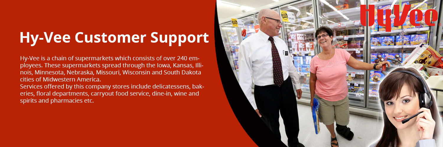 Hy-Vee Grocery Store Customer Support
