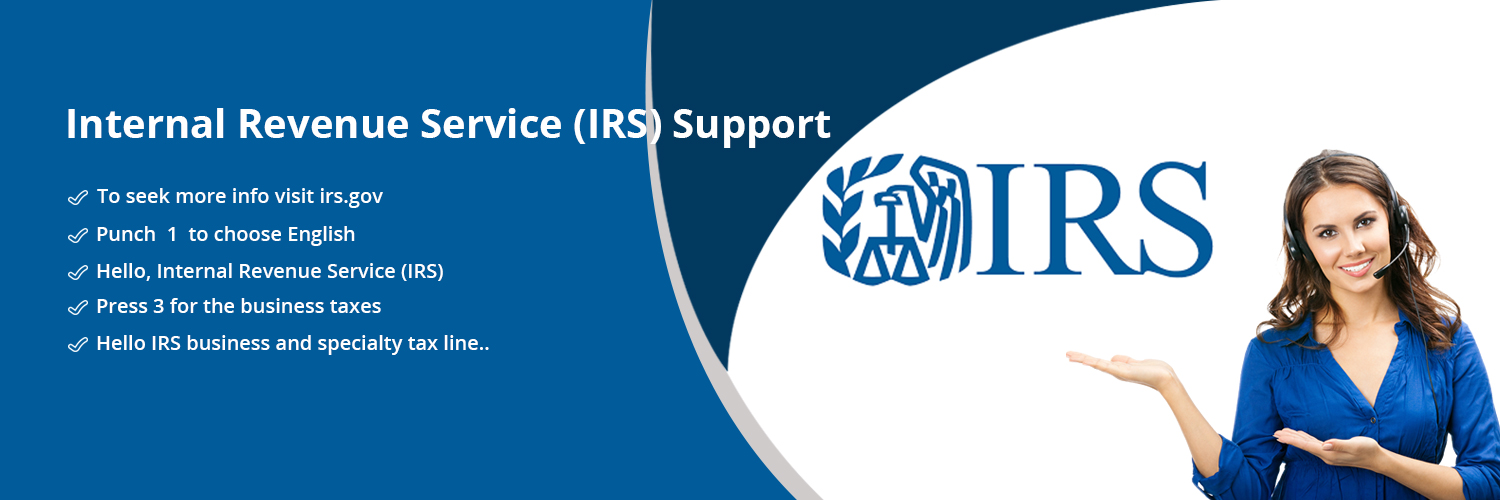 Internal Revenue Service Helplines
