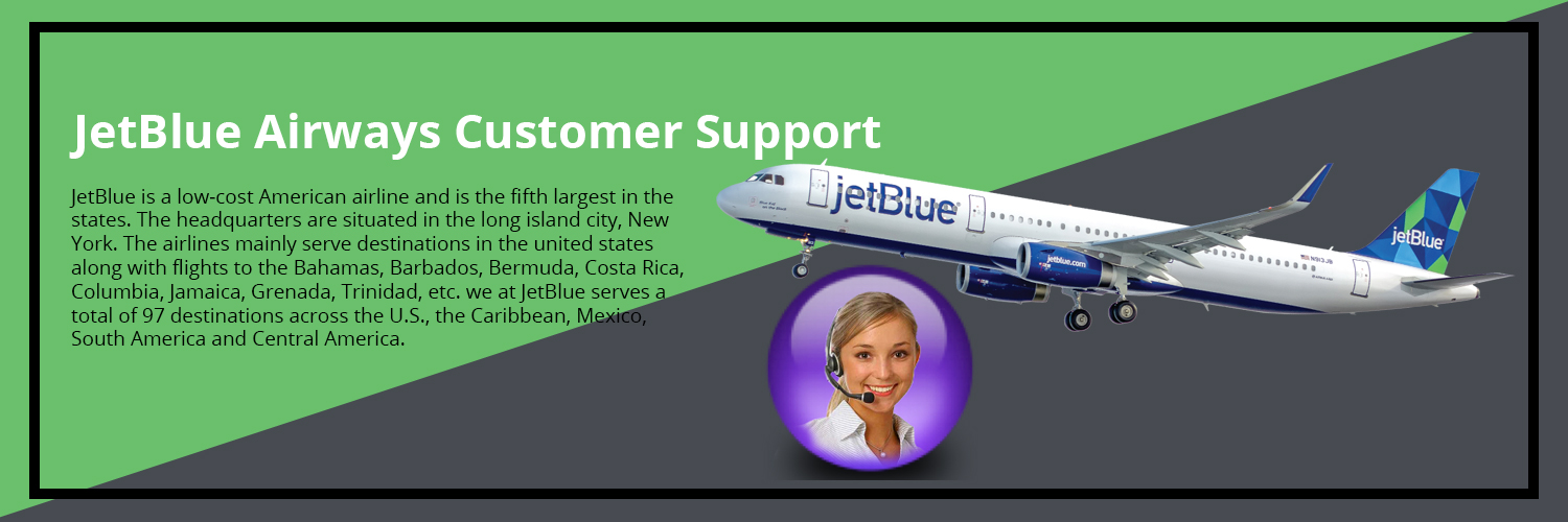 JetBlue Airways Customer Support