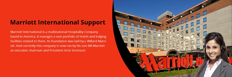 Marriott International Support