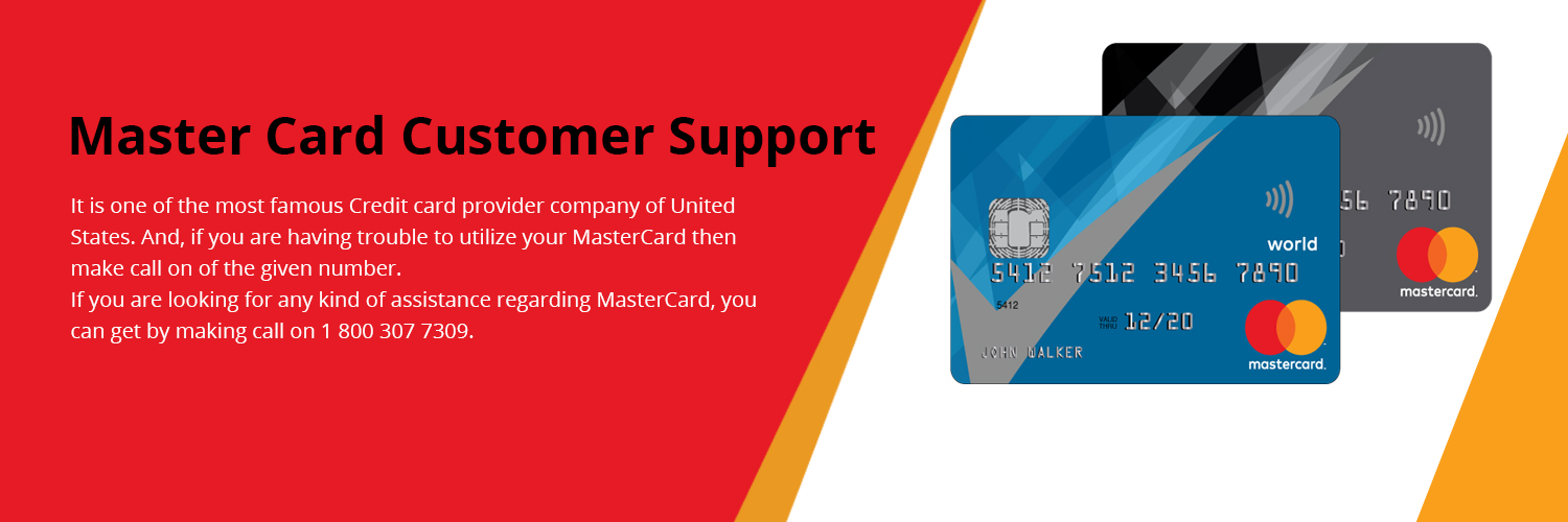 Master Card Customer Support