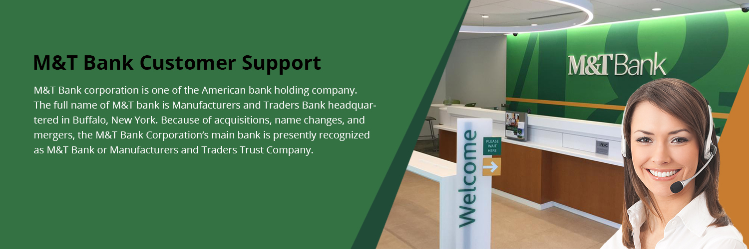 M&T Bank customer Service Support