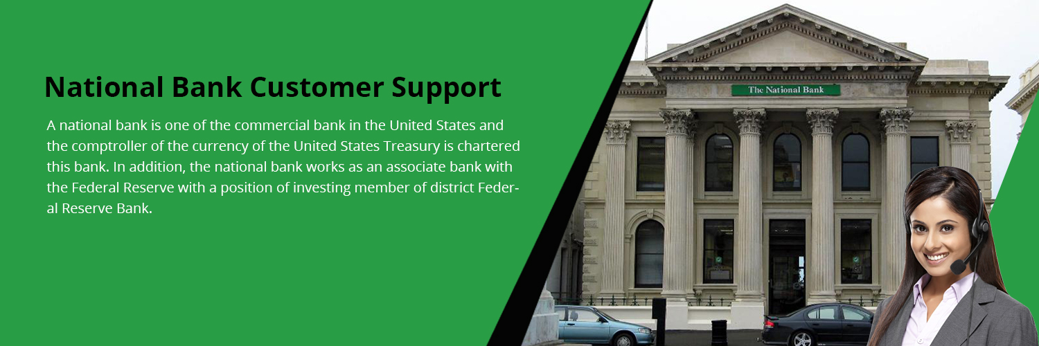 National Bank Customer Support