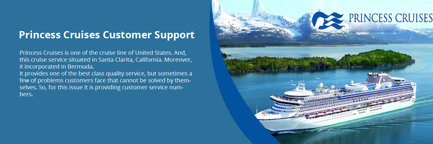 Princess Cruises Lines Customer Support