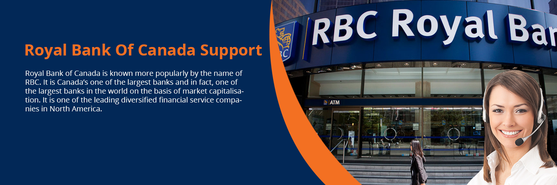 Royal Bank of Canada Customer Support