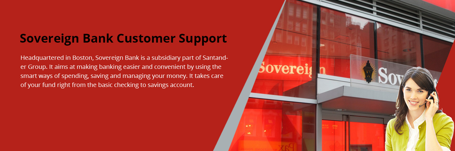 Sovereign Bank Customer Support