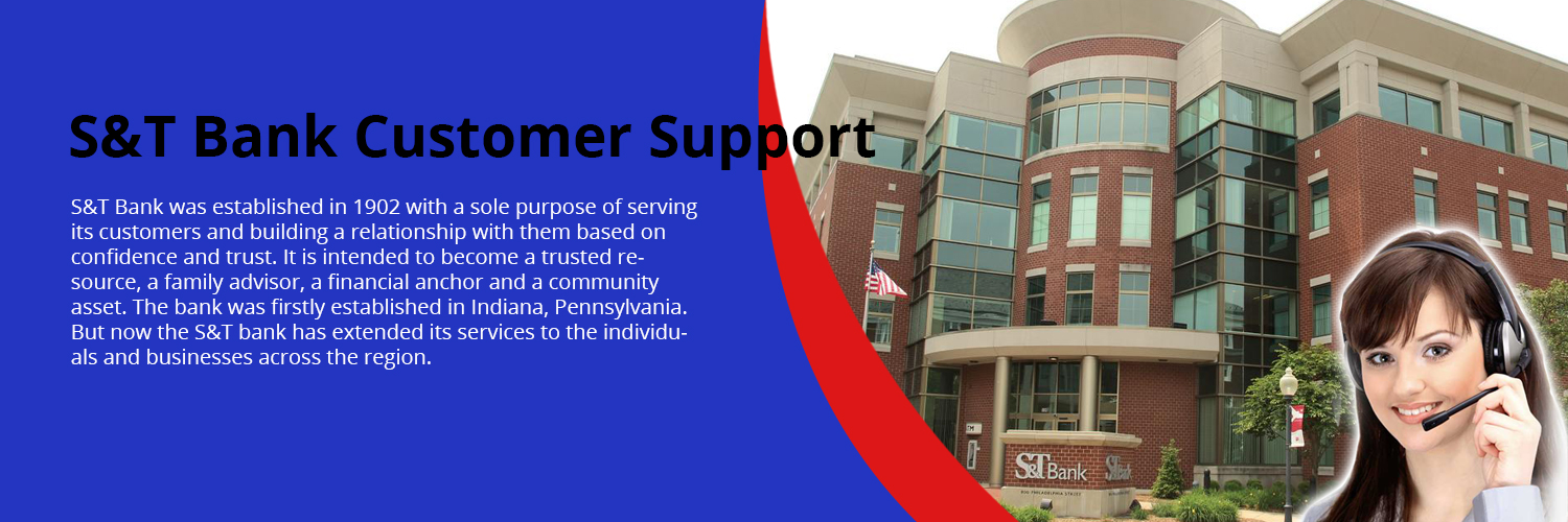 S&T Bank Customer Support