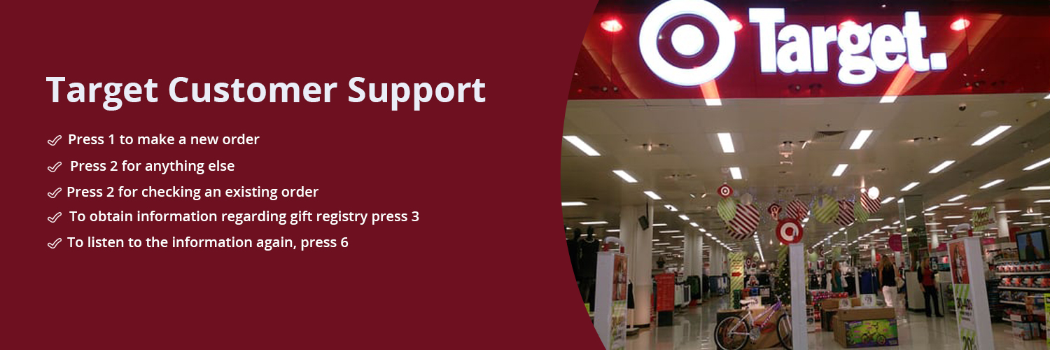 Target Customer Support