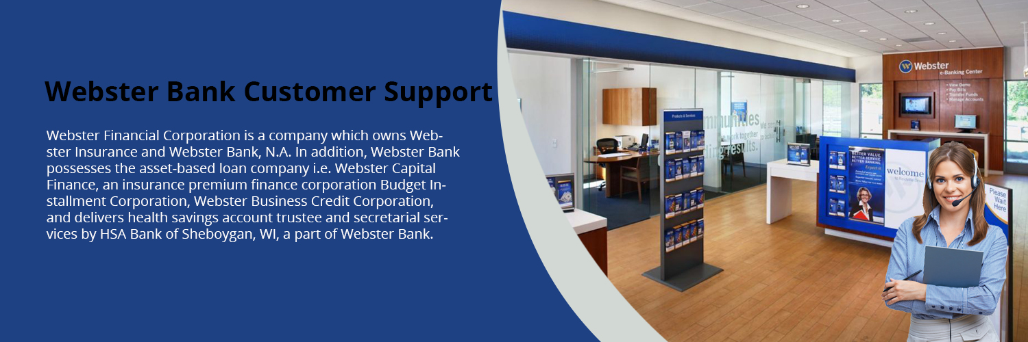 Webster Bank Customer Support