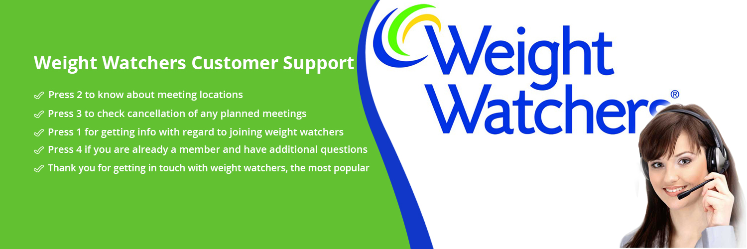 Weight Watchers Customer Support