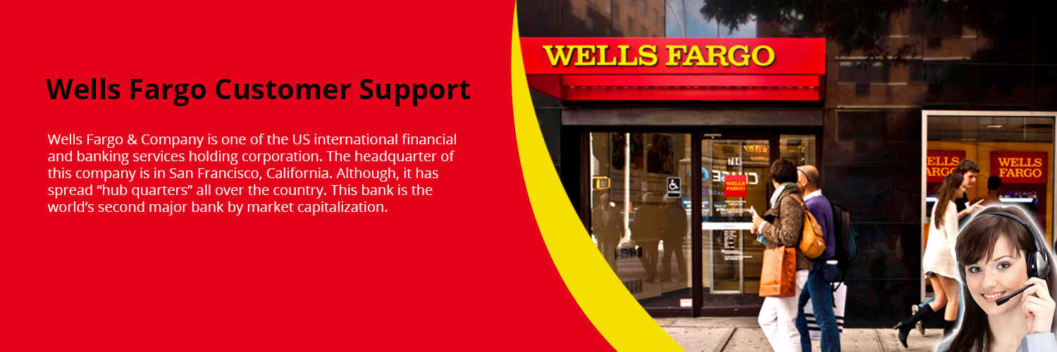 Wells Fargo Bank Support